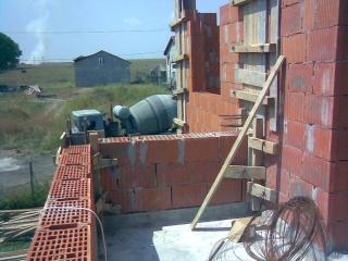 Constructie casa Diaconu in Agigea
